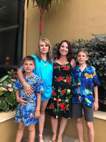 Mara and Family